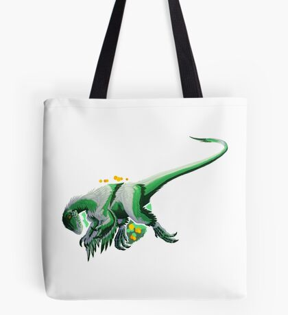 Neovenator (without text)  Tote Bag