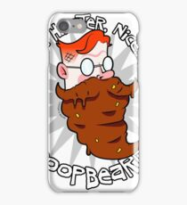 Poopbeard the Hipster iPhone Case/Skin