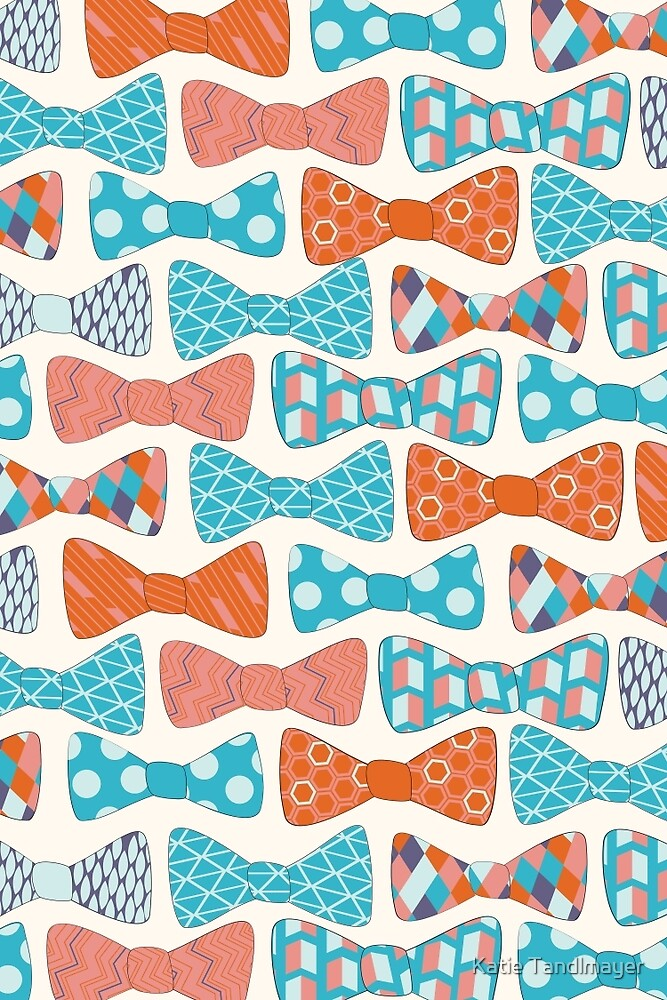 A Bevy of Bows by Katie Tandlmayer