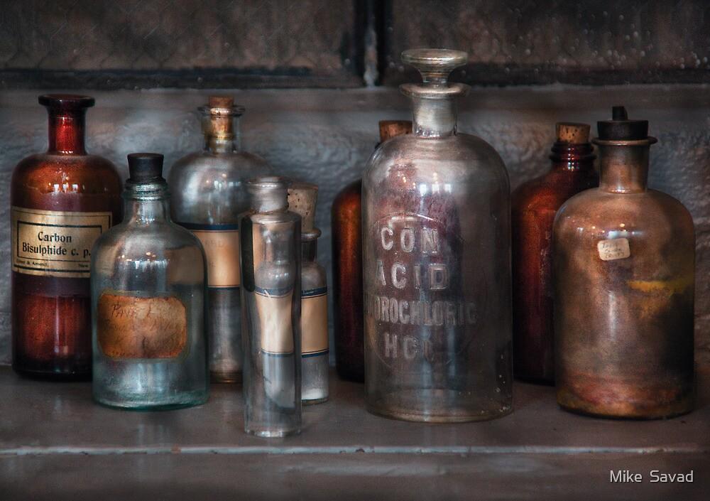 Chemist - Things that burn by Michael Savad
