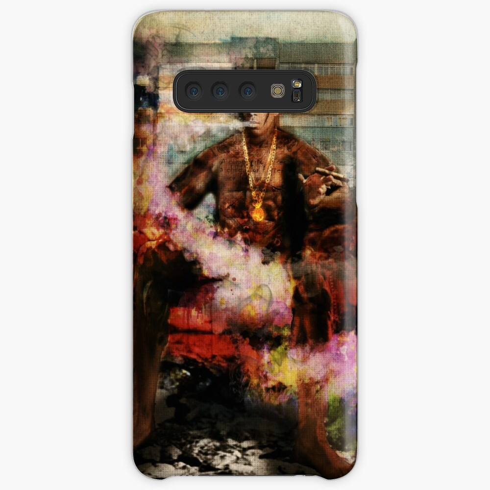 Paid The Cost To Be The Boss Samsung Galaxy Snap Case