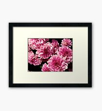 Pinkie Swear  ^  Framed Print