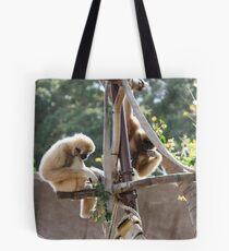 Enjoyable Dining  Tote Bag