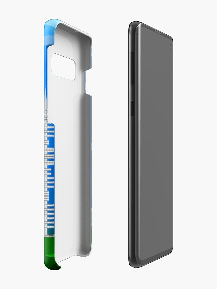 Alternate view of Mars Colony - Terra Formed Case & Skin for Samsung Galaxy