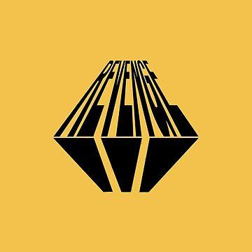 Dreamville Revenge 3 Logo by eightyeightjoe