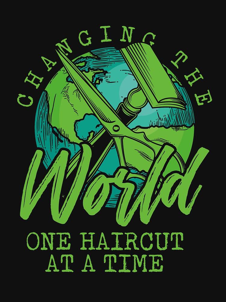 Barber world by GeschenkIdee