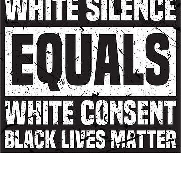 'Black Lives Matter' Amazing Equality Rights Gift by leyogi