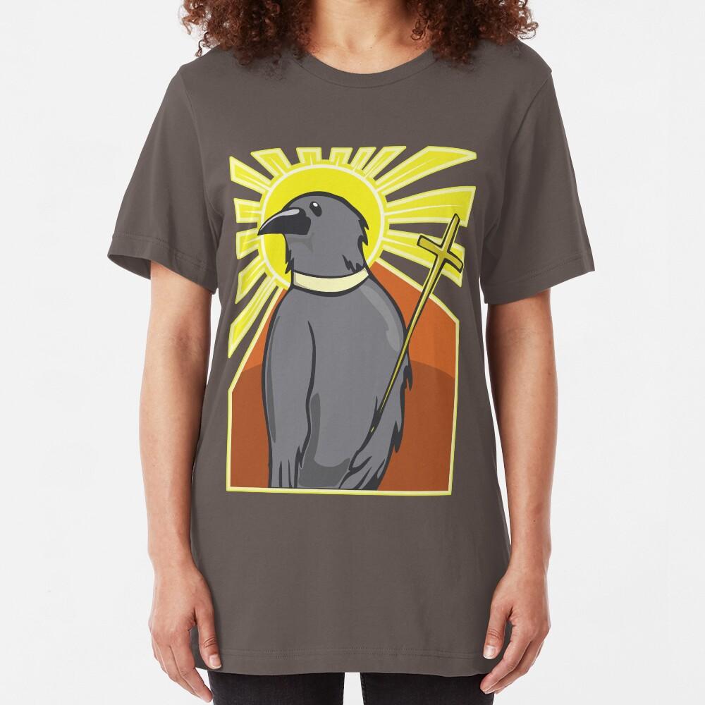 Holy Crow! Slim Fit T-Shirt