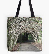 Garden Tunnel Tote Bag