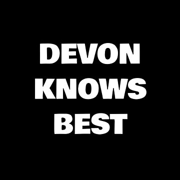 Devon Knows Best by DogBoo