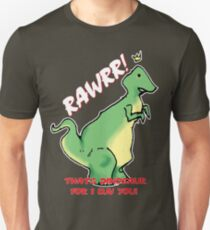 Rawrr Means Love Unisex T-Shirt