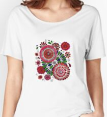 Petal Power Women's Relaxed Fit T-Shirt