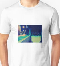 Urban Night Scene T-Shirt