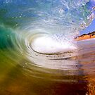 waves of colour by Alex Marks