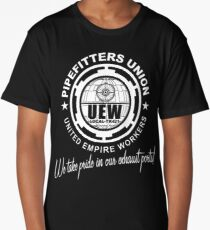 Pipe fitters Union Tee Long T-Shirt