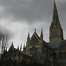 Saulsbury Cathedral by Snowkitten