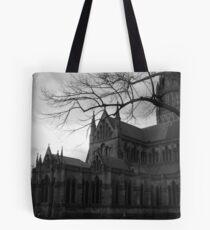 Saulsbury Cathedral Tote Bag