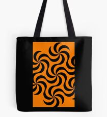 Swirly Pattern by Chillee Wilson Tote Bag
