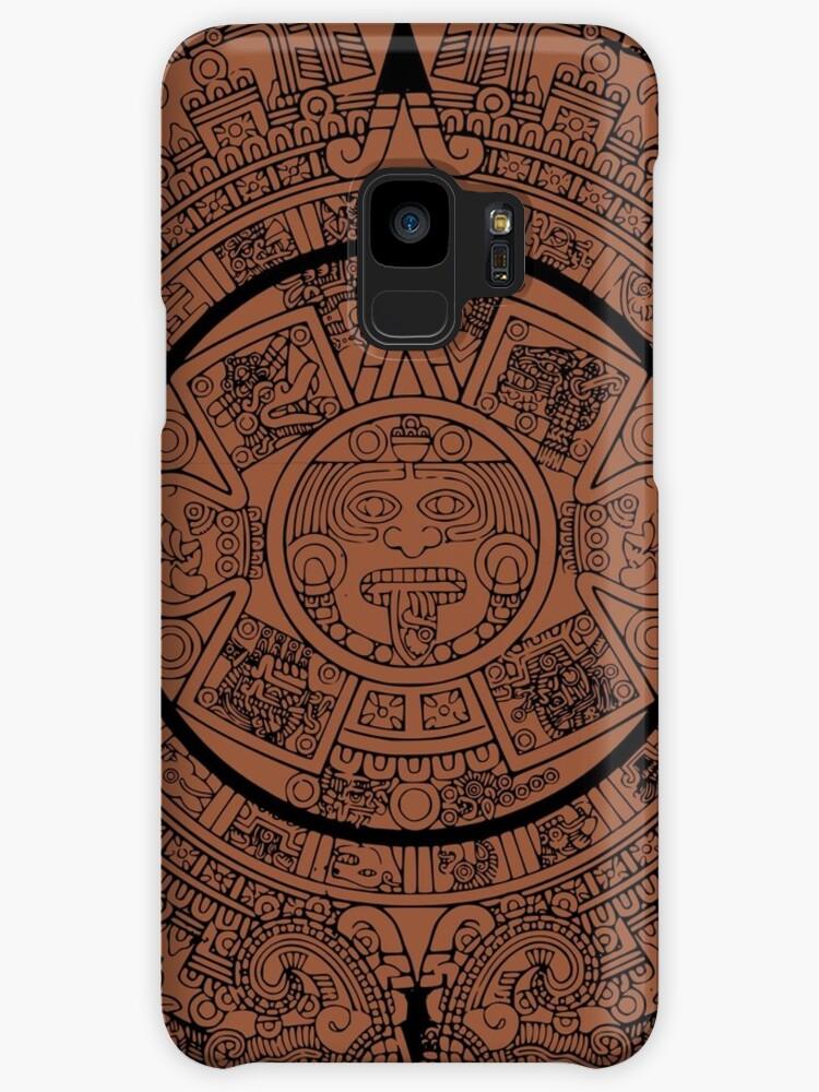 Aztec Calendar by Chillee Wilson by ChilleeWilson