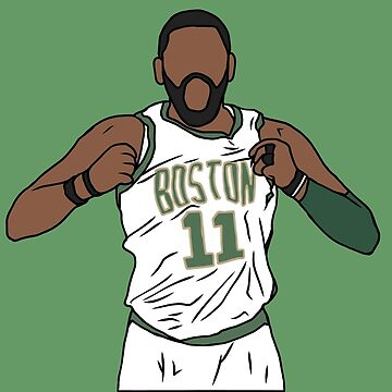 Kyrie Irving 'This Is OUR City' by RatTrapTees