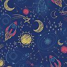 Space Explorer by abbilaura