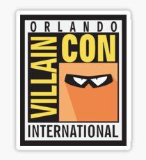 Pegatina Orlando Villain Con - Minions