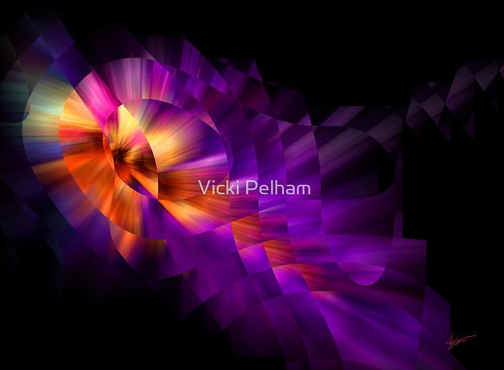 Beyond the Rainbow by Vicki Pelham