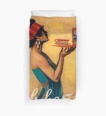 Netherlands Vintage Advertising Poster Duvet Cover