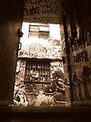 Enter.... by JAZ art