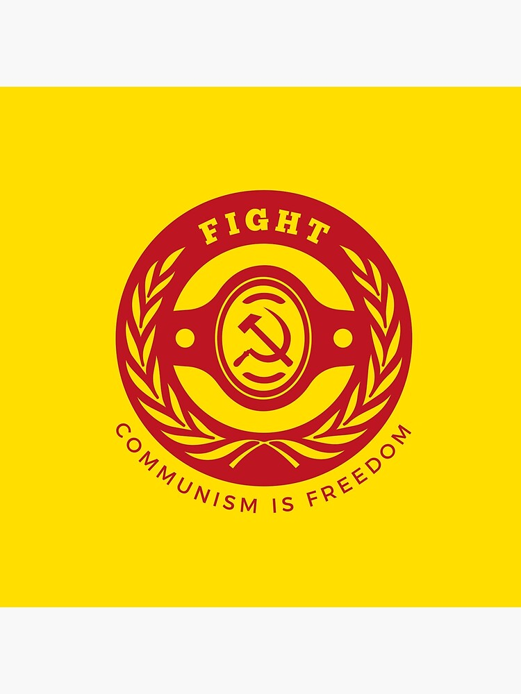 Fight For Freedom Communist by Chocodole