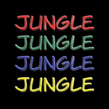 Jungle Jungle Jungle Jungle by yoddel