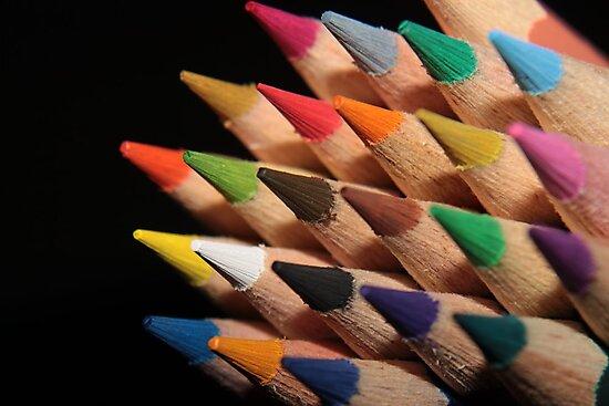 Colour me in. by Rhys Davis