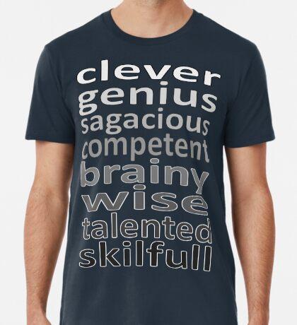 clever Premium T-Shirt