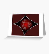 devil plant Greeting Card