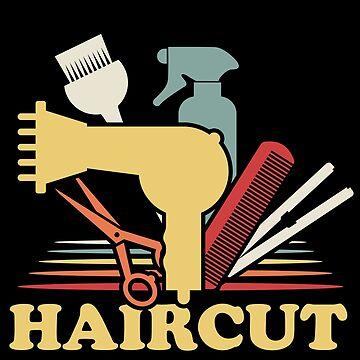 Barber stylist by GeschenkIdee