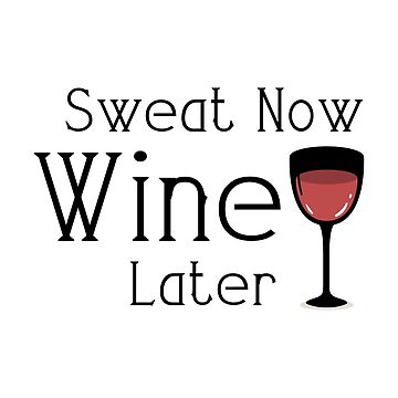 Wine Lover Funny Gym Workout  by macshoptee