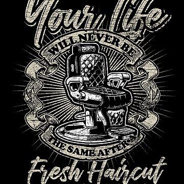 hair stylist by GeschenkIdee