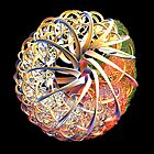 Entwined Circles by Lynn Bolt
