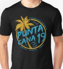 Dominikanische Republik Urlaub Punta Cana 2019 Slim Fit T-Shirt