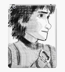 Text Hiccup iPad Case/Skin