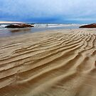 Waves of Sand - 90 Mile Beach, South Australia by David Morgan-Mar