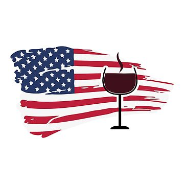 USA Drinking Team Wine Party  by macshoptee