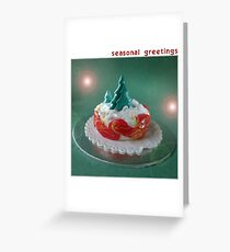 a seasonal card Greeting Card