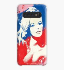 B. B. - Pop Art Fashion Icons Case/Skin for Samsung Galaxy