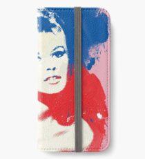 B. B. - Pop Art Fashion Icons iPhone Wallet/Case/Skin
