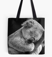 Wake Me Later - Sleeping Koala Tote Bag