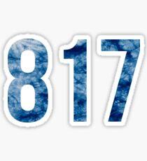 817 Sticker