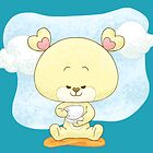 Tea Time with Ben The Bear by Kho Tek Mei
