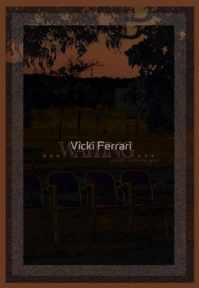 Waiting © Vicki Ferrari Photography by Vicki Ferrari