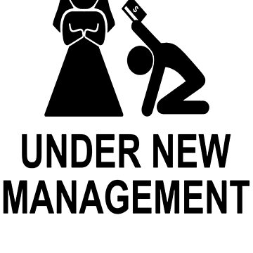 Under New Management Heirat Marriage Friends by Manqoo